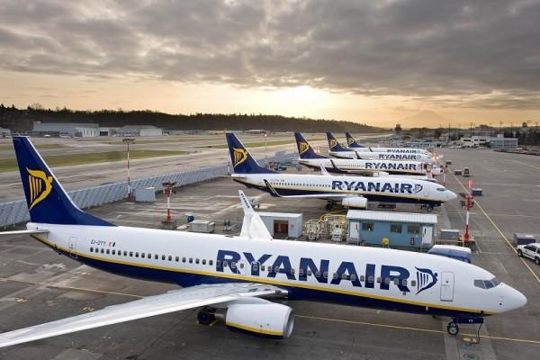 Τρέξτε να προλάβετε: Η Ryanair αναζητά προσωπικό - Θα προσφέρει βοηθητικό επίδομα 1.200 ευρώ!