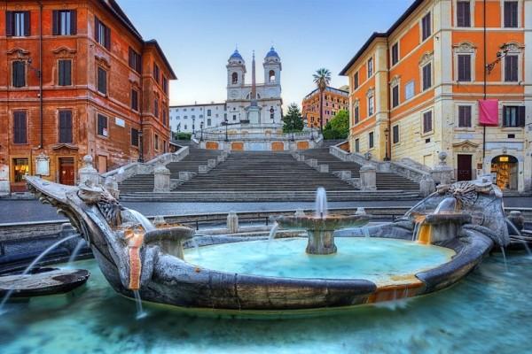 Τρέξτε να προλάβετε: Προσφορά για Ρώμη με 51 ευρώ μετ' επιστροφής τον Σεπτέμβριο!