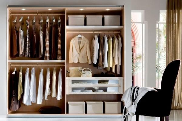 Ένα έξυπνο και πρακτικό tip για να διπλασιάσεις τον χώρο στη ντουλάπα σου!
