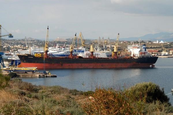 Εργατικό ατύχημα στα ναυπηγεία Σαλαμίνας - Ένας 54χρονος τραυματίστηκε