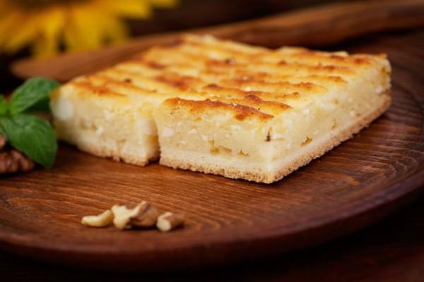 Το γλυκό της ημέρας: Γαλατόπιτα χωρίς φύλλο