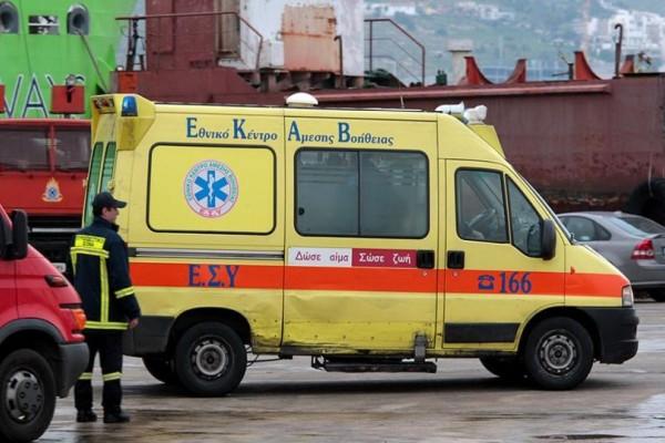 Φρικτός θάνατος στο λιμάνι του Πειραιά: Άνδρας