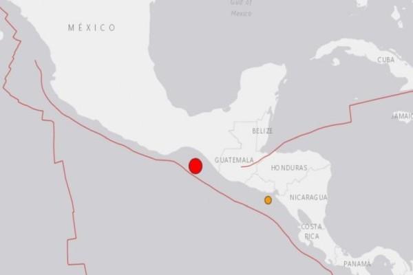 Πανίσχυρος σεισμός 8,4 Ρίχτερ στο Μεξικό! Φόβοι για τσουνάμι! (videos+photos)