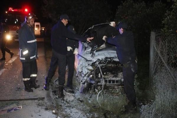 Έκλεισε ένα σπίτι: Νεκρά δύο αδέλφια σε τραγικό τροχαίο στην Εθνική Οδό!