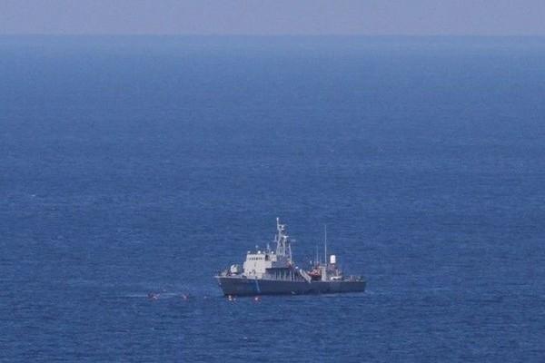 Είδηση - σοκ: Βυθίστηκε πλοίο στον Σαρωνικό!