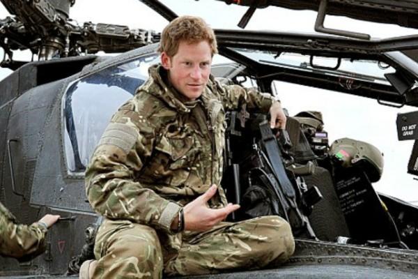 To ISIS «στοχεύει» τον Πρίγκιπα Χάρι: «Γιατί δεν έρχεσαι εδώ και να μας πολεμήσεις αν είσαι αρκετά άνδρας ώστε να στείλουμε εσένα και τα Απάτσι σου στην κόλαση;»