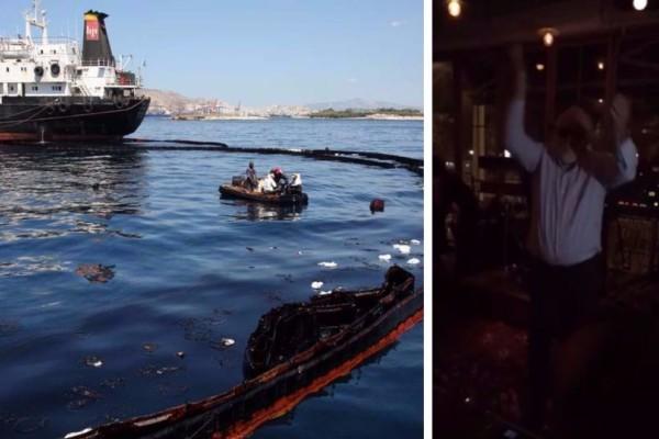 Σάλος: Ο Παναγιώτης Κουρουμπλής χορεύει ζεμπέκικο στην γιορτή του ιδιοκτήτη του