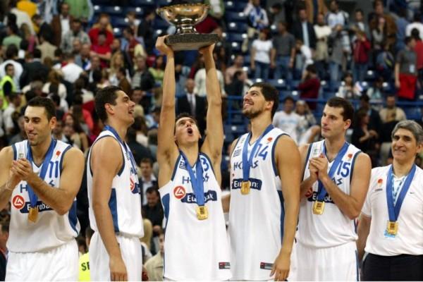 Σαν σήμερα - 25 Σεπτεμβρίου 2005: Πρωταθλήτρια Ευρώπης η Εθνική Ελλάδος στο Βελιγράδι! (video)