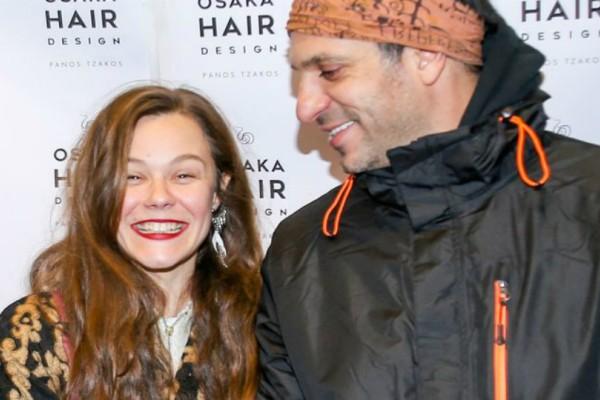 Ο Γιώργος Χρανιώτης φωτογραφίζει για πρώτη φορά την κατά 22 χρόνια νεότερη σύντροφό του! Οι εντυπωσιακές φωτογραφίες από τις διακοπές τους στο Μιλάνο!
