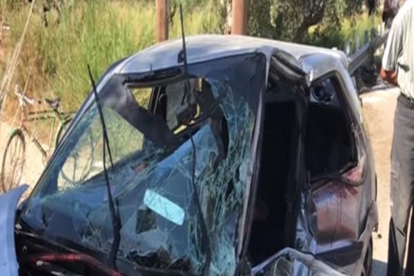 Φρίκη από το θανατηφόρο τροχαίο στην Ηλεία: Οδηγούσε με γύψο στο πόδι και σκοτώθηκε! Ανατριχιαστικές λεπτομέρειες! (video)