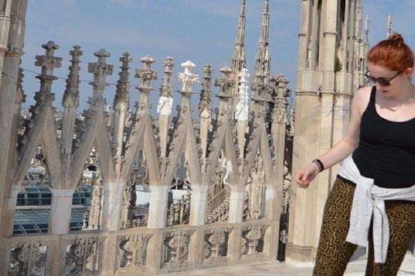 Μια γυναίκα αποφάσισε να περπατάει 5 χιλιόμετρα την ημέρα για ένα μήνα! - Το αποτέλεσμα ήταν απίστευτο! (Photo)