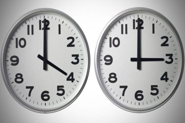 Δώστε προσοχή: Πότε αλλάζει η ώρα; Πότε θα γυρίσουμε μια ώρα πίσω τα ρολόγια μας;