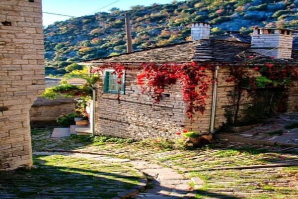 Το παραμυθένιο ελληνικό χωριό του 16ου αιώνα που οι περισσότεροι κάτοικοι του έχουν αρχαία ονόματα!