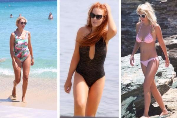 Τέλος τα ψέματα: Τα κορμιά της ελληνικής showbiz χωρίς ίχνος ρετούς! Αντέχετε να τα δείτε;