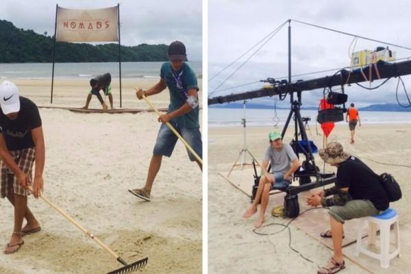 Nomads: Φωτογραφίες από τις προετοιμασίες στις Φιλιππίνες! Όλα έτοιμα για την έναρξη του ριάλιτι! (photos)