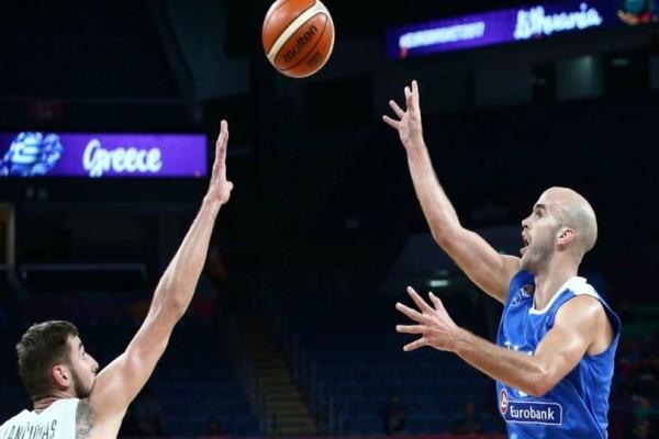 Ούτε Διαμαντίδης, ούτε Σπανούλης: Πρώτος πασέρ στην ιστορία της Εθνικής ο Νικ Καλάθης!
