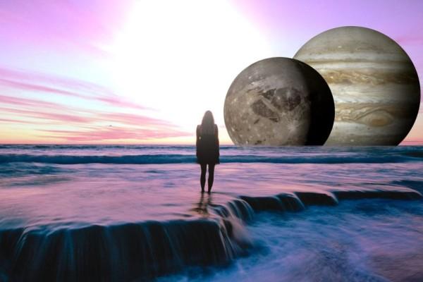 Το Ζώδιο του Υδροχόου, η Αφροδίτη & ένα μυστήριο αύριο! by MagicF'Ariel..