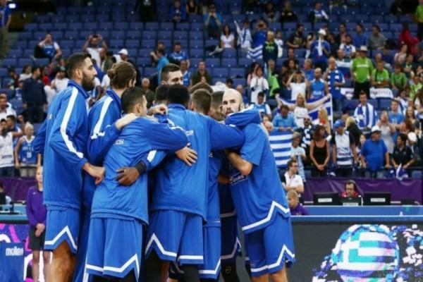Eurobasket: Η μεγάλη ώρα της Εθνικής είναι τώρα!