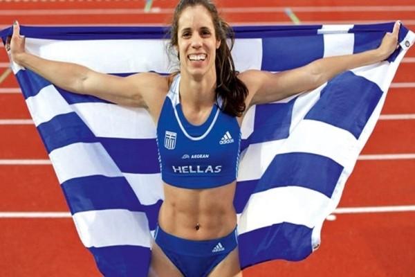 Η «χρυσή» Ολυμπιονίκης αναδείχθηκε ως η καλύτερη αθλήτρια στίβου στην Ευρώπη για τον Αύγουστο!