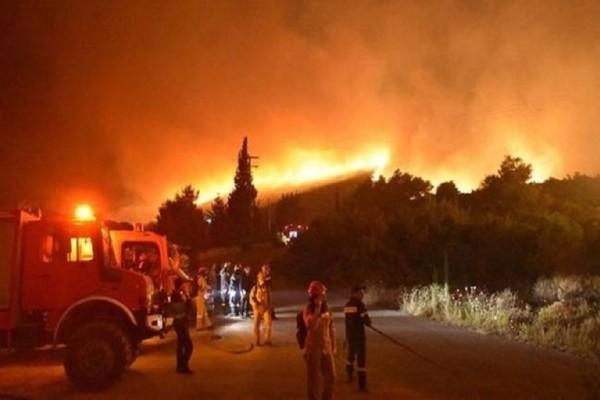 Μήνυση για τις καταστροφικές φωτιές που ξέσπασαν στη Ζάκυνθο κατέθεσε επενδυτική εταιρεία του Κατάρ
