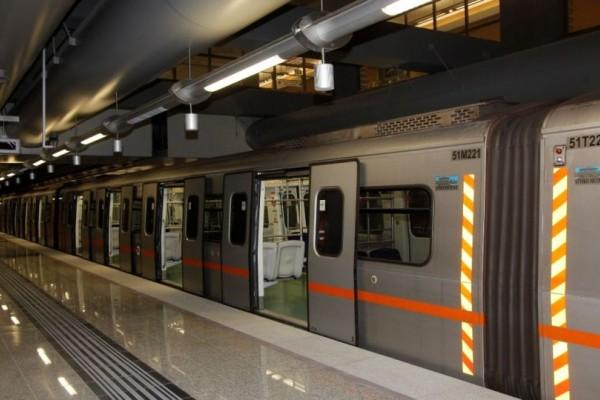 Μεγάλη προσοχή: Ποιος κεντρικός σταθμός του Μετρό θα είναι κλειστός από τις 16:00 και μετά;
