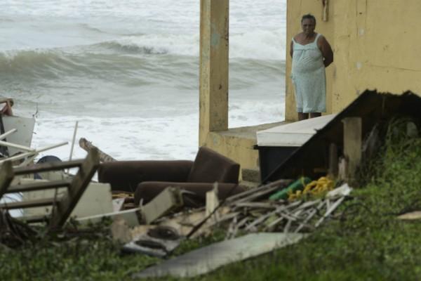 Καταστροφές δίχως τέλος- Ισοπέδωσε και το Πουέρτο Ρίκο ο τυφώνας «Μαρία»! (Photos)