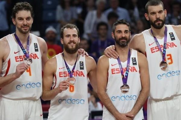 Νίκη Ισπανίας επί Ρωσίας: Το χάλκινο του Eurobasket στους Ισπανούς!