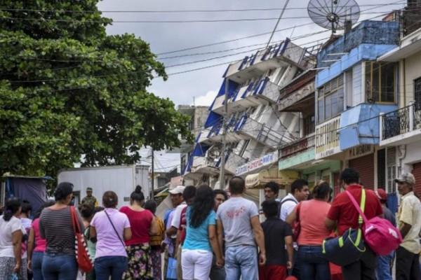 Μετράει τις πληγές του το Μεξικό: Στους 90 οι νεκροί από τον φονικό σεισμό!