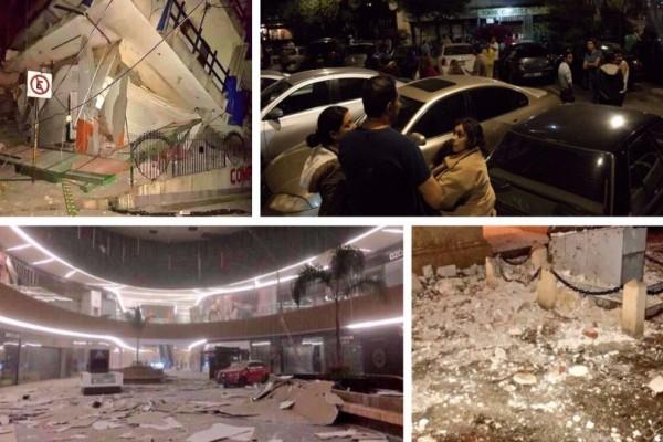 Φονικός σεισμός στο Μεξικό: Νεκροί, καταστροφές και τσουνάμι από τα 8,4 Ρίχτερ! (photos+video)