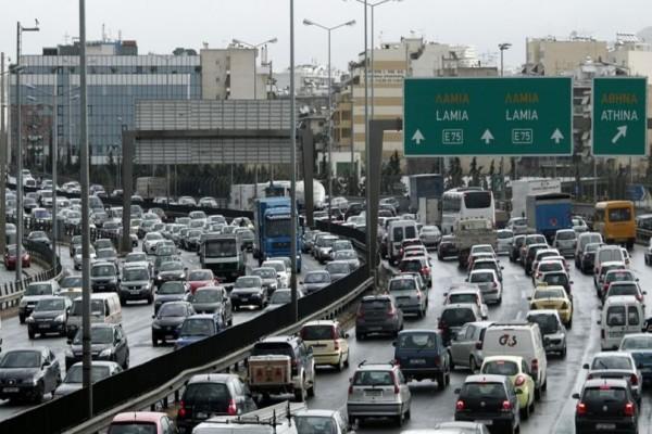 Χαμός στους δρόμους της Αθήνας! Τι συμβαίνει;