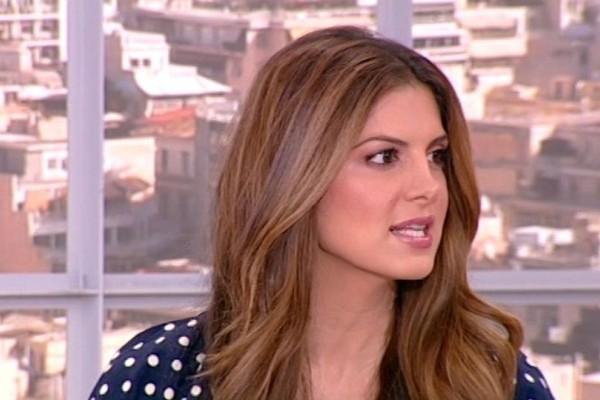 Η συγκλονιστική εξομολόγηση της Σταματίνας Τσιμτσιλή on air για την εγκυμοσύνη της -