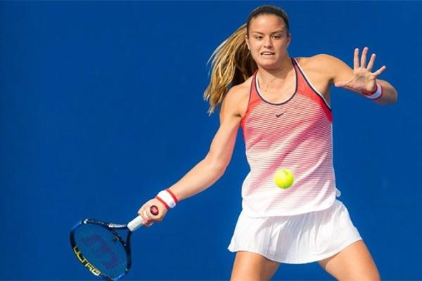Ασταμάτητη η Μαρία Σάκκαρη: Στον ημιτελικό του Wuhan Open!