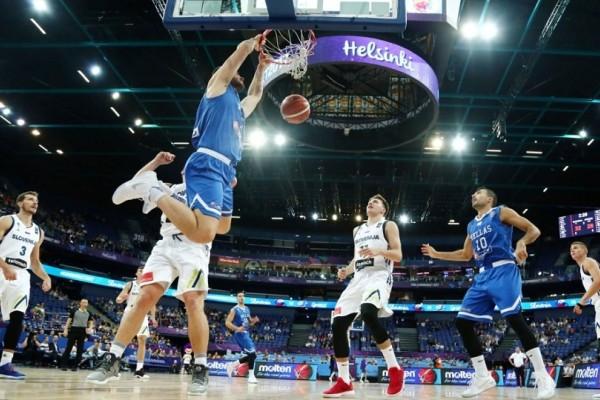 Eurobasket: Δεύτερη σερί ήττα για την Εθνική! (Photo & Video)