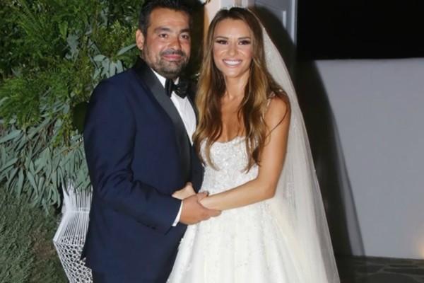 Ελένη Τσολάκη – Παύλος Πετρουλάκης: Η νέα φωτογραφία από το μαγευτικό ταξίδι του μέλιτος του νιόπαντρου ζευγαριού!