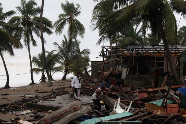 Τουλάχιστον 50 οι νεκροί από τον φονικό κυκλώνα Ίρμα