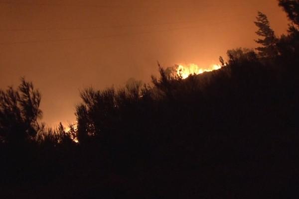 Πελοπόννησος: Υπό έλεγχο οι φωτιές σε Καλάβρυτα και Ταΰγετο!