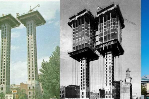 The Plug: Η ιστορία του κτηρίου που χτίστηκε από πάνω... προς τα κάτω! (Photos)