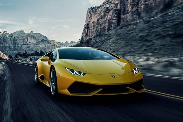 Απίστευτο video με 100 Lamborghini να χορεύουν στη βροχή. Ακούστε τις!