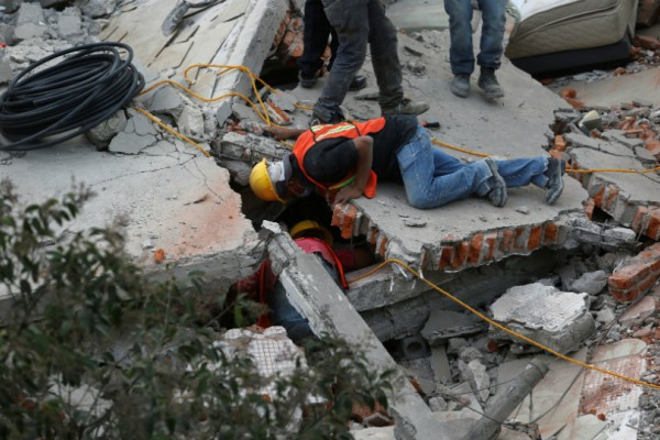 Φονικός σεισμός στο Μεξικό: Τι συμβαίνει με τους Έλληνες που ζουν στην περιοχή;