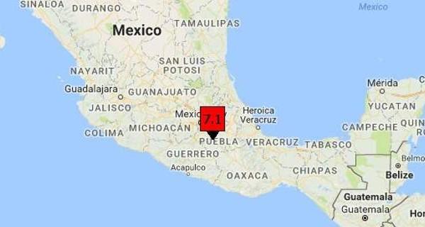 Συναγερμός στη Αμερική: Σεισμός 7 Ρίχτερ συγκλόνισε το Μεξικό πριν λίγο! (video)