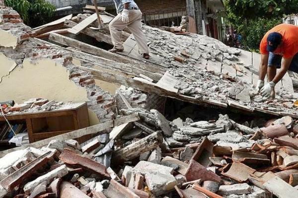 Συνεχώς μεγαλώνει η λίστα των θυμάτων του σεισμού στο Μεξικό: Στους 96 οι νεκροί!