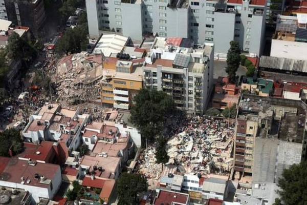 Μεξικό: Σεισμός 6,2 βαθμών χτύπησε για ακόμα μαι φορά την χώρα!