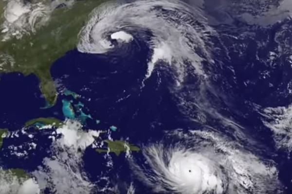 Εκπληκτικό video animation της NASA δείχνει πώς δημιουργήθηκε ο φονικός τυφώνας
