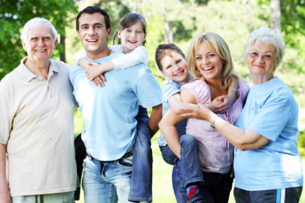 Τελικά, τι ακριβώς κληρονομούμε από τον πατέρα και τι από την μητέρα μας;