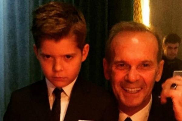 Ένας «χαζομπαμπάς»! Δεν φαντάζεστε τι έκανε ο Πέτρος Κωστόπουλος για χάρη του μικρού του γιου, Μάξιμου!