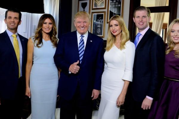 Οικογένεια Τραμπ: Νέο εγγόνι για τον πρόεδρο των ΗΠΑ!