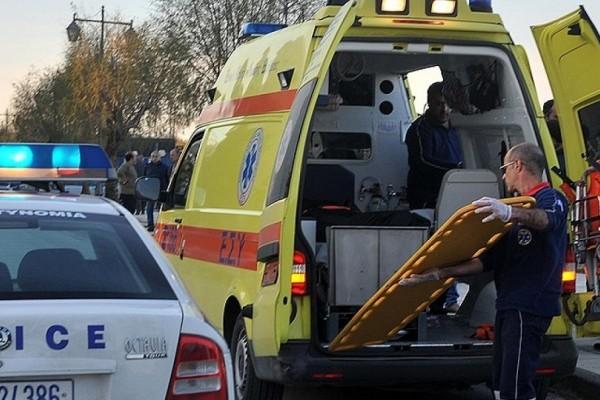 Σοβαρό τροχαίο ατύχημα στα Άνω Λιόσια