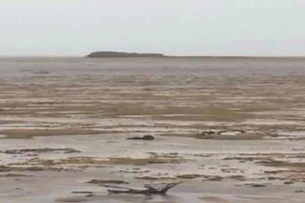 Τρομαχτικό βίντεο από τις Μπαχάμες: Ο τυφώνας Ίρμα άδειασε τον ωκεανό!