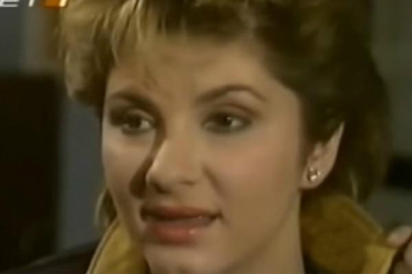 Θυμάστε έτσι την  Tζοβάνα Φραγκούλη; Δείτε πως είναι η ηθοποιός στα 60 της!