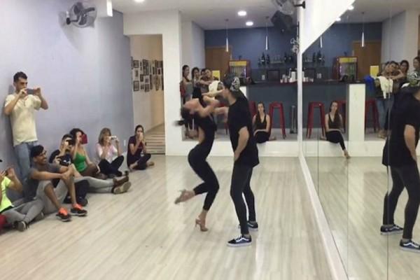 Η χορεύτρια που δεν ζαλίζεται ποτέ: Απίστευτο video τη δείχνει να κάνει 100 συνεχόμενες πιρουέτες!